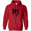 Roman Reigns Hoodie Dark - Red - Shipping Worldwide - NINONINE