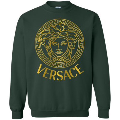 Versace Sweatshirt - Forest Green - Shipping Worldwide - NINONINE