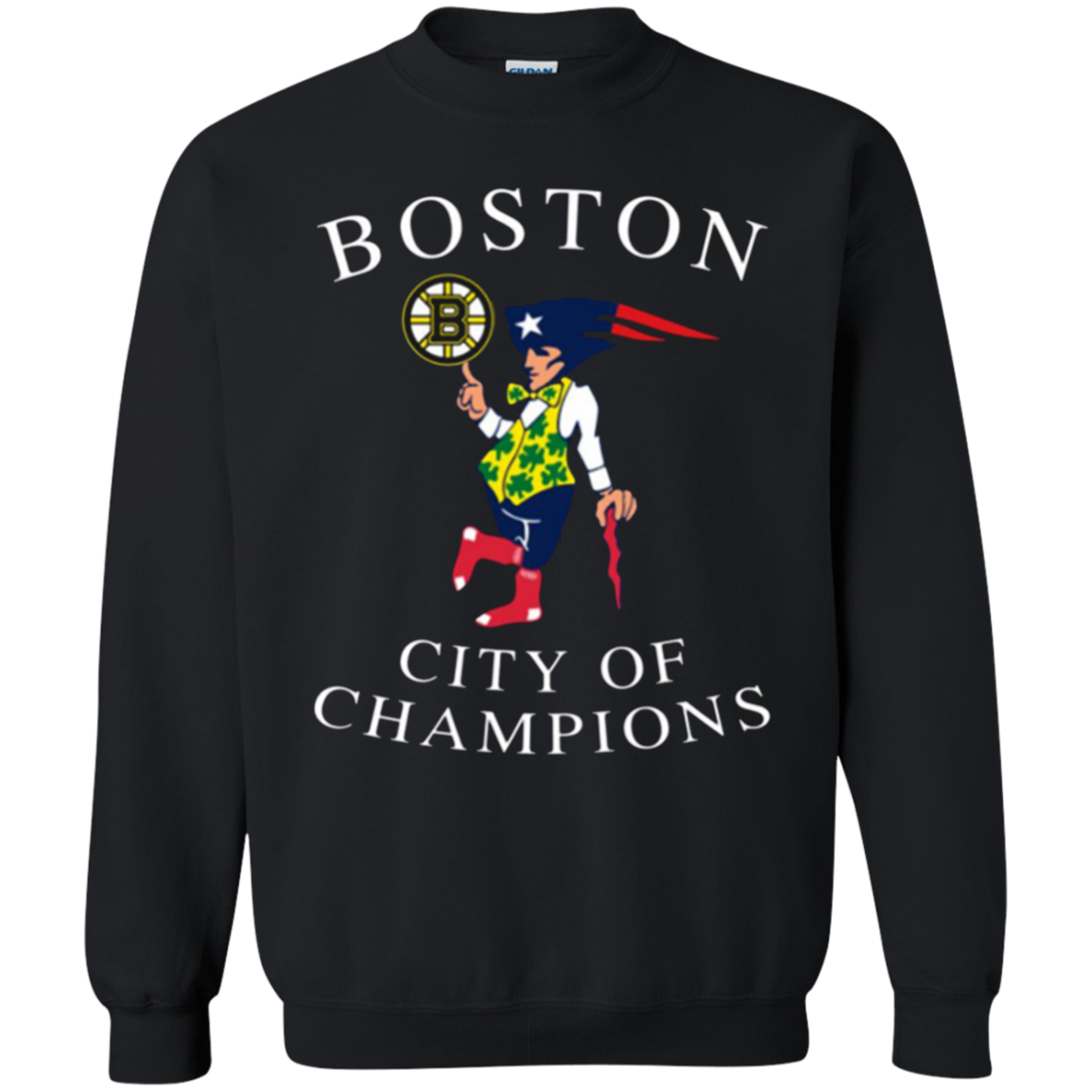 City Of Champions Sweatshirt