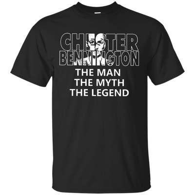 The Man The Myth The Legend Chester Bennington Shirt