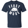 Feast Mode Shirt - Navy - Shipping Worldwide - NINONINE
