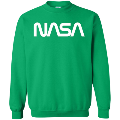 Vans Nasa Sweater - Irish Green - Shipping Worldwide - NINONINE