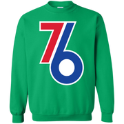 76ers City Edition Sweater