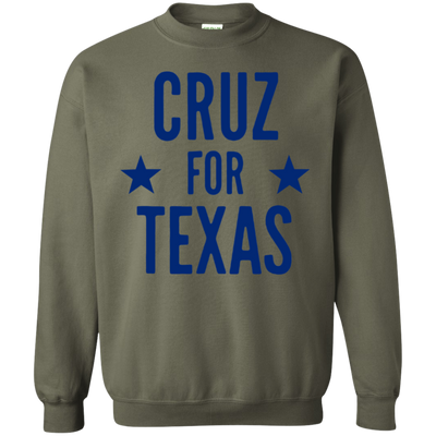Ted Cruz Sweater - Military Green - Shipping Worldwide - NINONINE