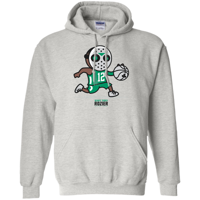 Scary Terry Hoodie V3 - Ash - Shipping Worldwide - NINONINE