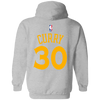 Stephen Curry 30 Hoodie - Sport Grey - Shipping Worldwide - NINONINE