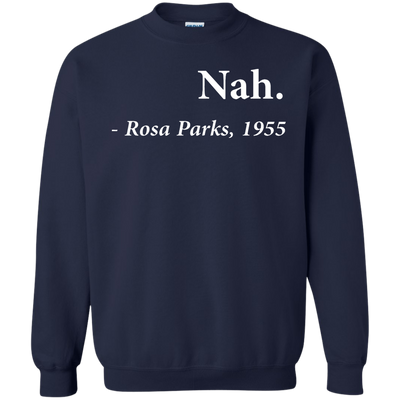 Nah Rosa Parks Sweater - Navy - Shipping Worldwide - NINONINE