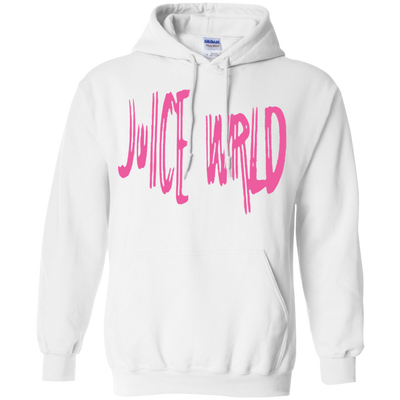 Juice Wrld Hoodie V2 - White - Shipping Worldwide - NINONINE