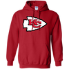 Chiefs Hoodie - Red - Shipping Worldwide - NINONINE