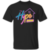 Hype House Shirt - Black - Shipping Worldwide - NINONINE