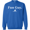 New Balance Fun Guy Sweater - Royal - Shipping Worldwide - NINONINE