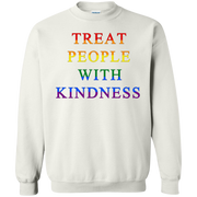 Treat People With Kindness Sweater Pride