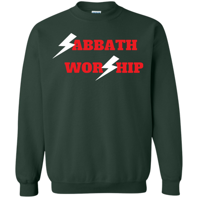 Sabbath Worship Sweater - Forest Green - Shipping Worldwide - NINONINE