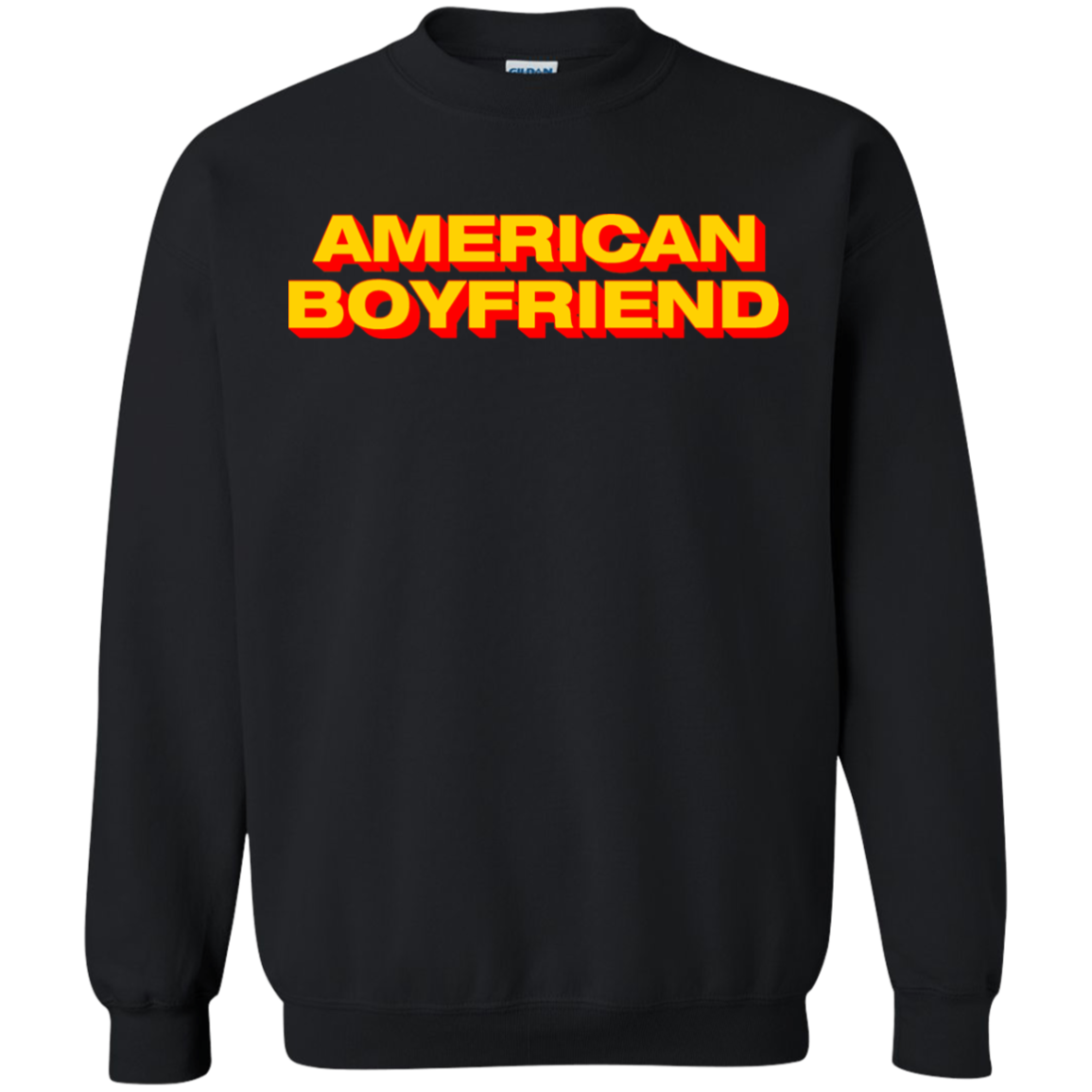 American Boyfriend Sweater