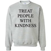 Treat People With Kindness Sweater Light