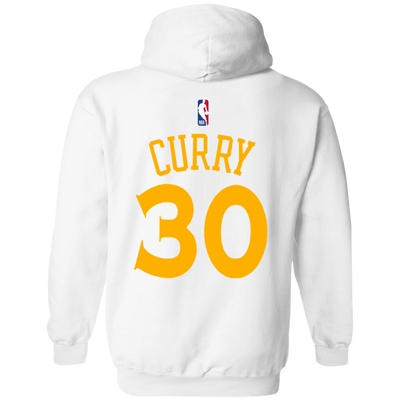 Stephen Curry 30 Hoodie - White - Shipping Worldwide - NINONINE