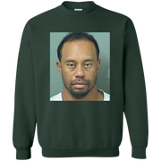 Tiger Woods Mugshot Sweatshirt