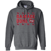Damage Done Hoodie Red Sox Champion 2018 - Dark Heather - Shipping Worldwide - NINONINE