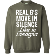 Real Gs Move In Silence Like Lasagna Sweater
