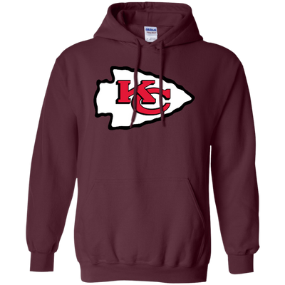 Chiefs Hoodie - Maroon - Shipping Worldwide - NINONINE
