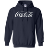 Coca Cola Hoodie - Navy - Shipping Worldwide - NINONINE