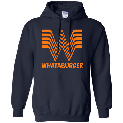 Whataburger Hoodie - Navy - Shipping Worldwide - NINONINE