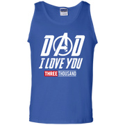 I Love You 3000 Tank Top