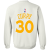 Stephen Curry 30 Sweater - White - Shipping Worldwide - NINONINE