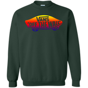 Vans Off The Wall Sweater Colorful
