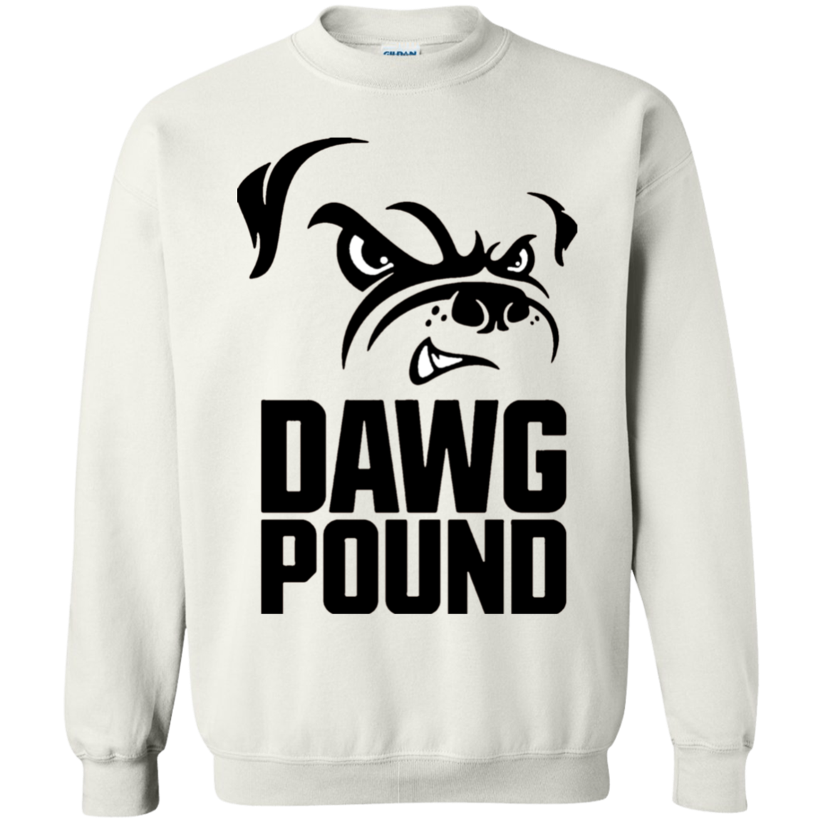 Dawg Pound Sweater