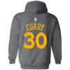 Stephen Curry 30 Hoodie - Dark Heather - Shipping Worldwide - NINONINE