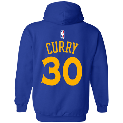 Stephen Curry 30 Hoodie - Royal - Shipping Worldwide - NINONINE