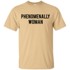 Phenomenally Woman Shirt - Vegas Gold - Shipping Worldwide - NINONINE