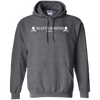 Mastermind World Hoodie - Dark Heather - Shipping Worldwide - NINONINE
