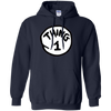 Thing 1 Hoodie - Navy - Shipping Worldwide - NINONINE