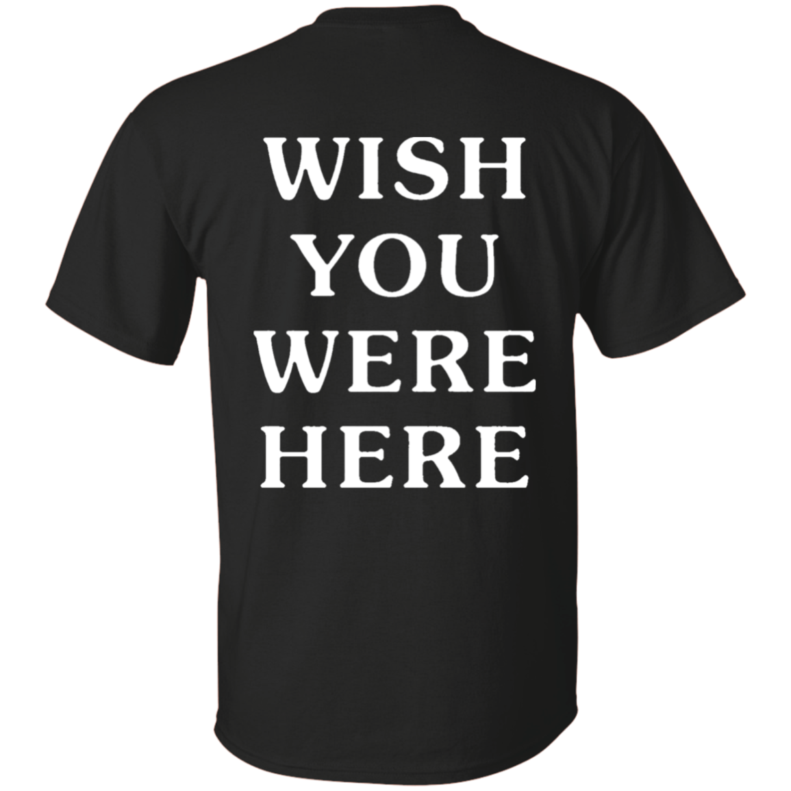 Astro World Shirt Wish You Were Here