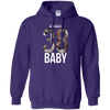 38 Baby Hoodie NBA Youngboy - Purple - Shipping Worldwide - NINONINE