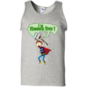 I'm Hammer Rick And Morty Tank Top
