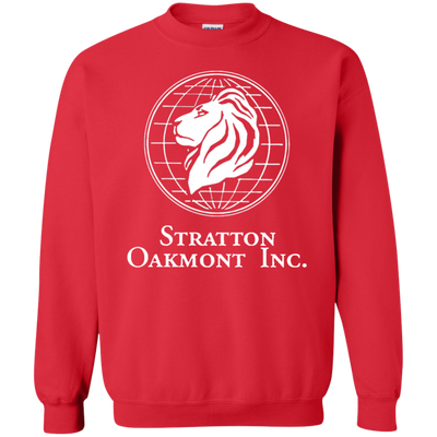 Stratton Oakmont Sweater - Red - Shipping Worldwide - NINONINE