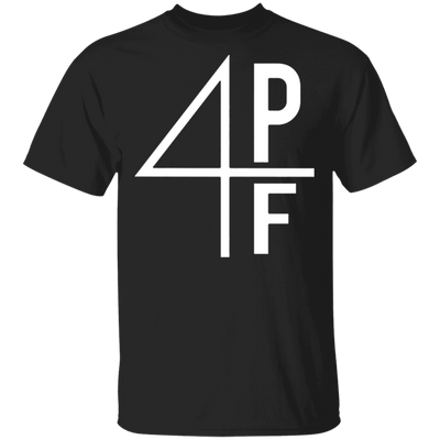 4pf Shirt - Black - Shipping Worldwide - NINONINE