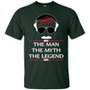 Stan Lee The Man The Myth The Legend Shirt - Forest - Shipping Worldwide - NINONINE
