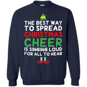The Best Way To Spread Christmas Cheer Sweater