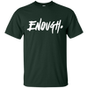 Enough Shirt - Forest - Shipping Worldwide - NINONINE