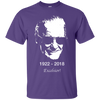 Stan Lee Shirt - Purple - Shipping Worldwide - NINONINE