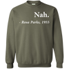 Nah Rosa Parks Sweater - Military Green - Shipping Worldwide - NINONINE