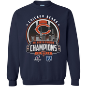 Bears NFC North Champions Sweater