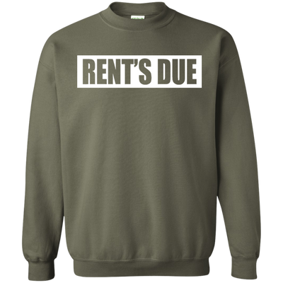 Rents Due Sweater - Military Green - Shipping Worldwide - NINONINE