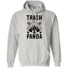 Trash Panda Hoodie - Ash - Shipping Worldwide - NINONINE