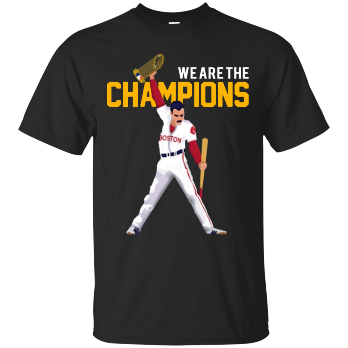 We Are The Champions Shirt