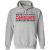 Can You Wear A Candidate Hoodie To Vote - Sport Grey - Shipping Worldwide - NINONINE